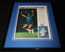 Reggie Jackson 1979 Spalding Running Shoes 11x14 Framed ORIGINAL Advertisement