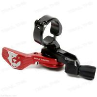 Red Wolf Tooth Standard ReMote Lever 22.2mm Clamp for Bike Dropper Seatpost