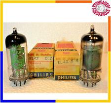 EL42 tube Philips, NOS, NIB, 1 pcs TESTED
