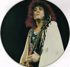 "MARC BOLAN where's the champagne U.S. RHINO 12"" PICTURE DISC LP_1971 interviews"