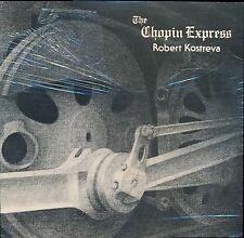 Robert Kostreva The Chopin Express RoKo Records – 40008 LP
