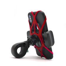 Bike and Motorcycle Mount Phone Holder Handlebar Universal Cradle 360 Adjustment