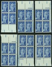 1956 3c US Postage Stamps Scott 1082 Labor Day Lot of 24 #2