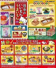 Re-ment 151663 japonaise Recommandé Produits 1 Box 8 Figurines Ensemble complet