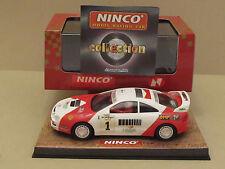 NINCO 50152 Toyota Celica GT w/1997 Catalog No1 Rallye Canarias 1/32 Slot Car