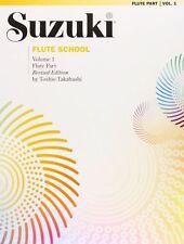 Suzuki Flute School, Volume 1: Flute Part, 0165S