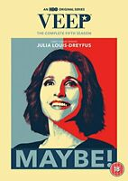 Veep - Season 5 [DVD] [2016] [DVD][Region 2]