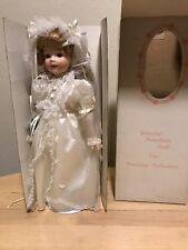 Bride Genuine Porcelain Doll