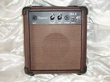 ELECTRIC GUITAR PRACTICE OR BUSKER AMP 5W. BATTERY. OR DC9V YOU SUPPLY ) RRP £49