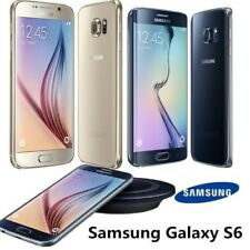 Samsung Galaxy S6 SM-G920V/920A Smartphone 3GB+32GB Fingerprint 4G Téléphone TOP
