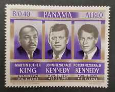 Panama 1968 - Scott C363 Human Rights Stamp Kennedy`s & M. Luther, jr.