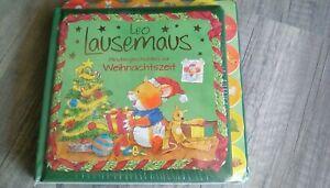 Neu in OVP. Leo Lausemaus - Minutengeschichten zur Weihnachtszeit