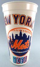 Vintage 1980s ICEE MLB New York Mets 24 oz. cup