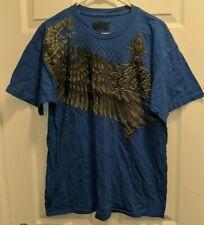 MMA Elite Mens Shirt L UFC Cross Eagle