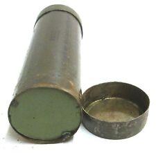 US Army 39/45 : Tube (plein) Crème de Camouflage Facial