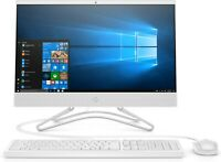 "HP All-in-One AIO 21.5"" Full HD AMD A6 3.0Hz 4GB RAM 1TB HDD DVD+RW Windows 10"
