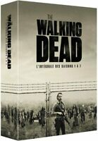 COFFRET DVD SERIE HORREUR ZOMBIES : THE WALKING DEAD : INTEGRALE SAISONS 1 à 7