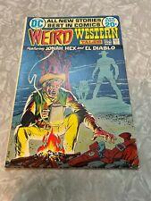 Weird Western Tales #13 ( September 1972 ) DC Comics