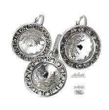 Cristal de Swarovski * Paris ring * earrings+pendant 925 argent sterling certificat