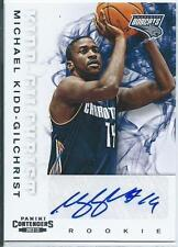 12-13 Contenders Michael Kidd-Gilchrist Rookie Autograph Auto Card