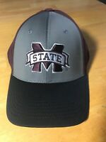 Mississippi State University Bulldogs Top of World Hat Cap Fitted One Size Lids