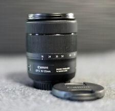 Canon EF S 18-135mm f/3.5 to 5.6 IS USM Standard Zoom Lens-APS-C Lens