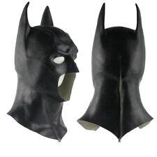 Batman Mask The Movie Batman V Superman Wayne Cosplay Full Face Latex Mask New