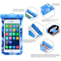 Waterproof Bag Underwater Pouch Dry Case Cover For iPhone Cell Phone Universal