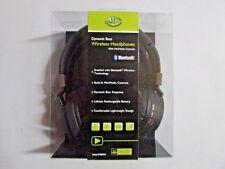 New Head Gear Dynamic Bass Bluetooth Wireless Headphones