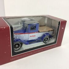 Liberty Classics SpecCast Ltd Ed 1928 Chevrolet Nat AB Bank True Value Hardware