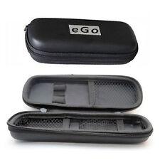 BLACK EGO DOUBLE  E SHISHA HOOKAH COMPACT CASE HOLDER WITH zipper LIGHT Case.