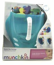 Munchkin Bath Toy Organizer Scoop Basket Storage Holder Hanging Kids Bathroom