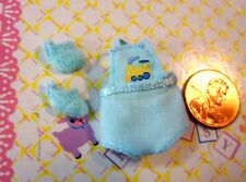Krissy Happy Family Newborn Doll Clothes Micro Mini Teeny Tiny Itty Bitty Romper