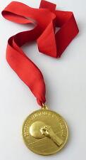 Medaille : DDR - Meisterschaften im Faustball Verband der DDR Stufe Gold / r342