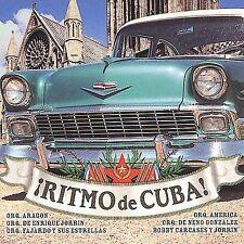 Various Artists : Ritmo de Cuba!  (Cha Cha Cha) CD