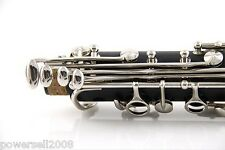 Professional Performance In B Flat Black Musical Instrument Clarinet