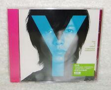 News Tomohisa Yamashita One in a million Taiwan Ltd CD+DVD