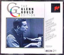 Glenn Gould: Beethoven Variations & 13 Bagatelles op.3 126 34 woo.80 2cd eroica