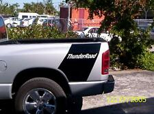 Daytona Style Stripe kit for 2002-08 Dodge Ram Decals