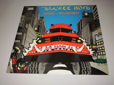 THE SLICKEE BOYS - UH OH...NO BREAKS! - NEW ROSE RECORDS - LP 1985 - FRANCE -