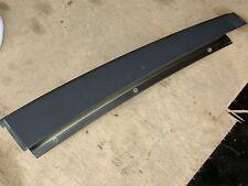 BMW 523 5 SERIES E39 DOOR PILLAR TRIM EXTERNAL PASSENGER REAR LEFT OFFSIDE BLACK