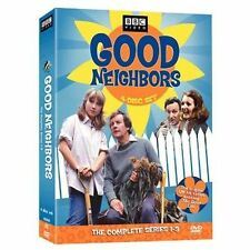 Good Neighbors: The Complete Series 1-3 (DVD, 2005, 4-Disc Set) NEW SEALED
