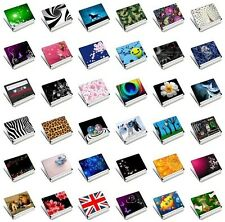 "Universal Decal Sticker Protector Skin For 10"" 10.1"" HP Dell Acer Netbook Laptop"