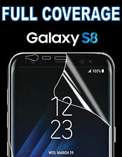 Full Coverage Ultra HD Clear (TPU) Screen Protector For Samsung Galaxy S8