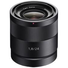 Sony E 24mm F1.8 ZA SEL24F18Z Wide Angle Prime Lens Brand New