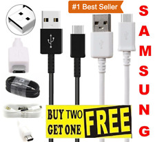 2 Metre Samsung Micro USB Charger Cable For Galaxy S2 S3 S4 S5 S6 Note 1 2