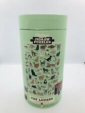Ridley's Cat Lover's Jigsaw Puzzle 500 Pieces 54 Cat Breeds