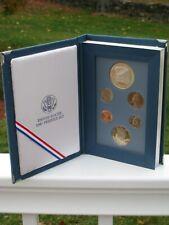 1987 Prestige Proof Set - U.S. Constitution Silver Dollar - Proof