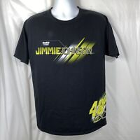 NASCAR Jimmie Johnson Mens Large #48 Graphic T Shirt Hendrick Motorsports