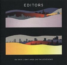 EDITORS In this light and on this evening - CD - ReRelease + Bonus Song